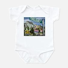 Foreclosure Street Infant Bodysuit