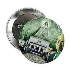 """Pyramid Scheme 2.25"""" Button"""