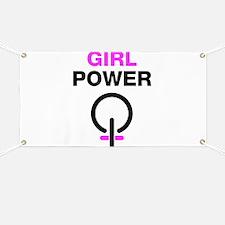 Girl Power Banner