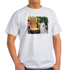 Samoyed Art T-Shirt