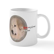 pyrenees  Mug