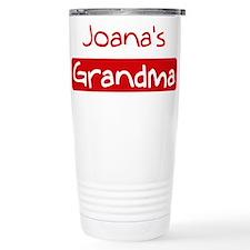 Joanas Grandma Travel Mug