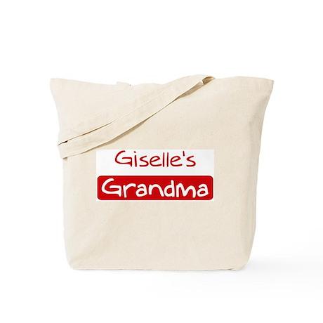 Giselles Grandma Tote Bag
