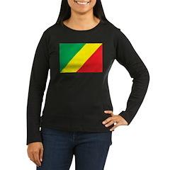 People's Republic of Congo Flag T-Shirt