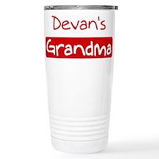 Devans Grandma Travel Mug