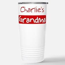 Charlies Grandma Stainless Steel Travel Mug