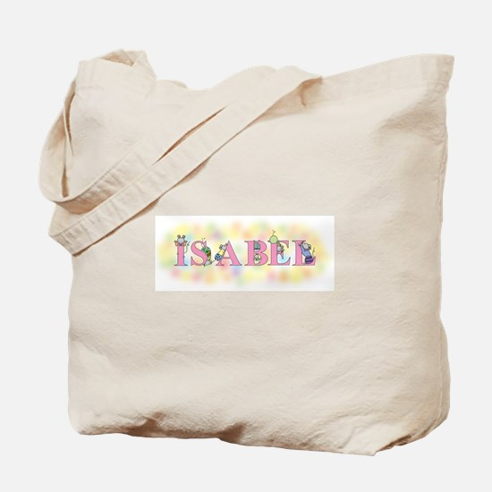 """""""Isabel'' with Mice Tote Bag"""