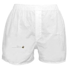 Bee love trail Boxer Shorts