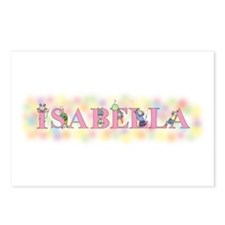 """Isabella"" with Mice Postcards (Package of 8)"