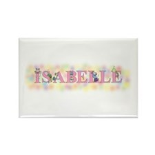 """""""Isabelle"""" with Mice Rectangle Magnet"""