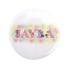 """""""Jayla"""" with Mice 3.5"""" Button"""