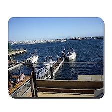 Fremantle Harbour Mousepad