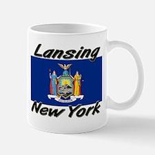 Lansing New York Mug