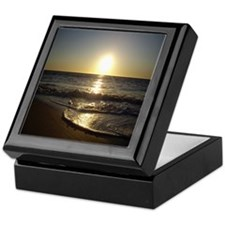 San Remo Sunset Keepsake Box