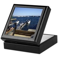 Fremantle Harbour Keepsake Box