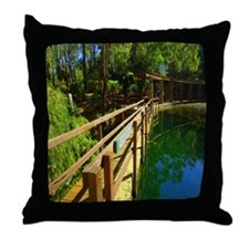 Araluen Throw Pillow