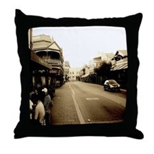 Fremantle Throw Pillow