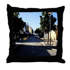 Fremantle Street Throw Pillow