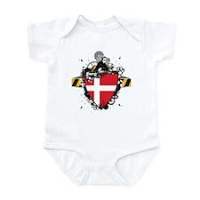 Hip Denmark Infant Bodysuit