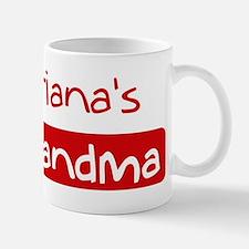 Brianas Grandma Small Small Mug
