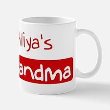 Aliyas Grandma Mug