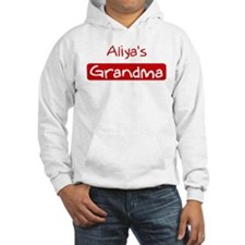 Aliyas Grandma Hoodie Sweatshirt
