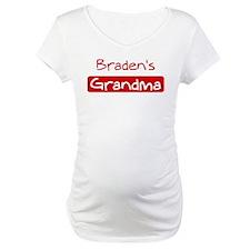Bradens Grandma Shirt