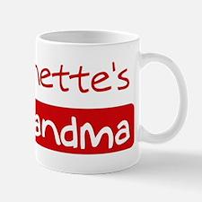 Annettes Grandma Mug