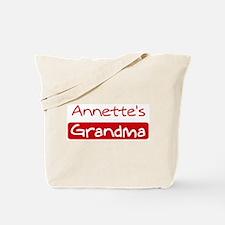 Annettes Grandma Tote Bag