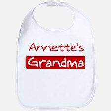 Annettes Grandma Bib
