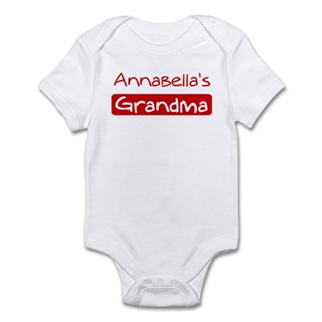 Annabellas Grandma Infant Bodysuit