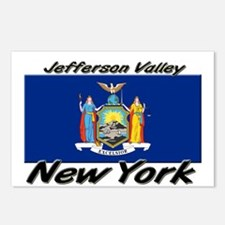 Jefferson Valley New York Postcards (Package of 8)