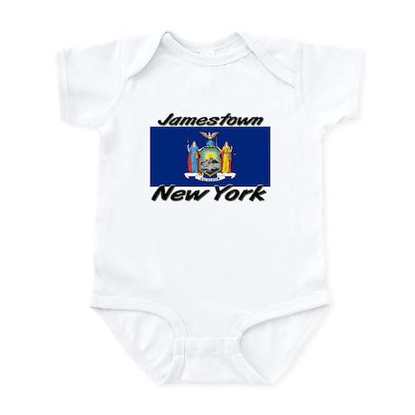 Jamestown New York Infant Bodysuit