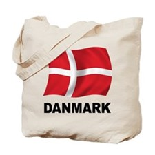 Danmark Tote Bag