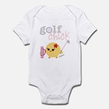 Golf Chick Infant Bodysuit