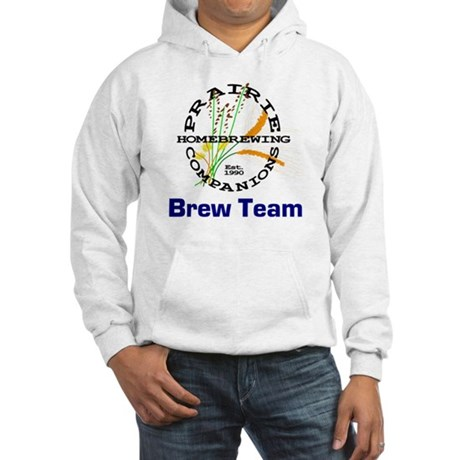 """""""Brew Team"""" Hooded Sweatshirt"""