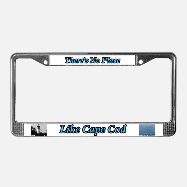 Cape Cod Licence Plate Frames Cape Cod License Plate