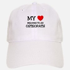 My Heart Belongs To An OSTEOPATH Baseball Baseball Cap
