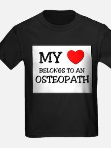My Heart Belongs To An OSTEOPATH T