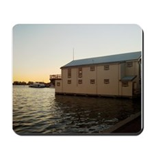 Yacht Club Mousepad