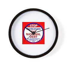 National Debt Wall Clock