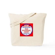 National Debt Tote Bag