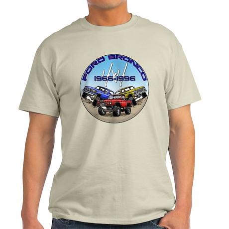 1966-1996 Broncos Light T-Shirt