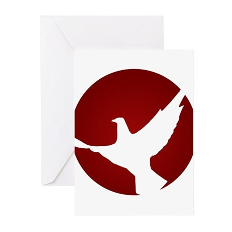 Dove Confirmation Cards (Pk of 10)