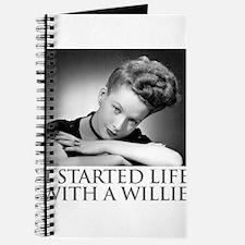 Transgender Willie Journal