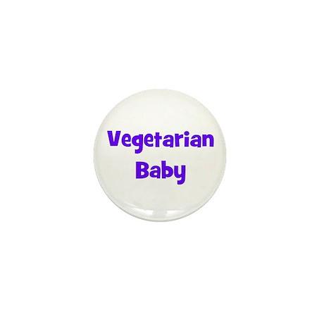 Vegetarian Baby - Multiple Co Mini Button