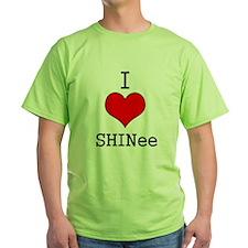 """I Heart SHINee"" T-Shirt"