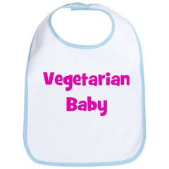 Vegetarian Baby - Multiple Co Bib