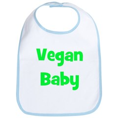 Vegan Baby - Multiple Colors Bib