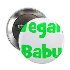 Vegan Baby - Multiple Colors Button